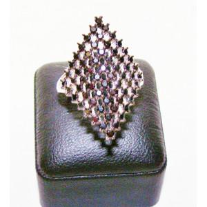Ασημένιο 925ο δαχτυλίδι με ζιργκόν BLC