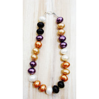 Περιδέραιο με μαργαριτάρια Μαγιόρκα (Majorica Pearls)
