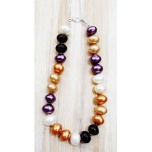 Necklace with pearls Majorca Pearls