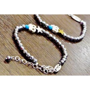 Silver (925o) bracelet 18