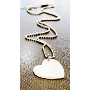 Ασημένια καρδιά 925ο