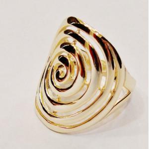 Ασημένιο 925ο δαχτυλίδι στόχος